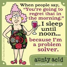 Funny Joke Picture - sleep