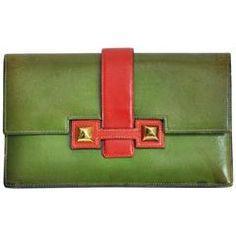 7ebba1e6e Rare Hermès Medor Clutch Handbag   From a unique collection of antique and  modern more antique