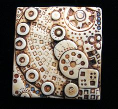 By Selena Wells--polymer clay