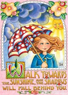 Mary Engelbreit is known for her distinctive illustrations, featured on best-selling calendars, children's books, greeting cards, figurines and more! Mary Engelbreit, Jessie Willcox Smith, 3d Prints, Illustrations, My Sunshine, Whimsical, Wells, Childrens Books, My Arts