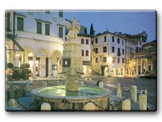 """Asolo is a town in the Veneto Region of Northern Italy. It is known as """"The Pearl of the province of Treviso"""", and also as """"The City of a Hundred Horizons"""" for its mountain settings."""
