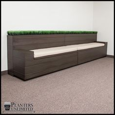 Madera Faux Wood - Sectional Commercial Furniture