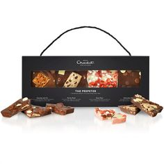 The Peepster - A showcase of our most sought-after Classic slabs, brought together in one collection. With Rocky Road, Eton Mess, Chocolate Brownie and Caramel and Co.
