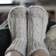 Домашние сапожки (или носки) с твердой подошвой Aran room shoes. Обсуждение на LiveInternet - Российский Сервис Онлайн-Дневников