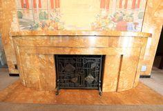 Art Deco interior design ~ Tokyo Metropolitan Teien Art Museum
