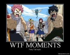 Love how everyone is slackjawed and Erza just looks mildly surprised