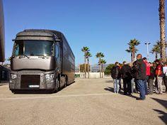 Optifuel Lab 2 - Our concept truck #optifuelchallenge #renaulttrucks