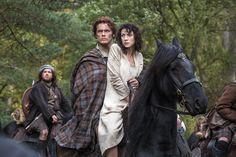 Outlander Episode 1 Titled 'Sassenach,' First 4 Episodes Set On Starz's August Schedule