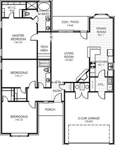Blue Spruce - Belmar North by Homes by Taber - Zillow | Floor Plans ...