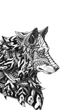 BIOWORKZ is a Graphic Artist and Freelance Illustrator providing professional artwork, designs, and illustrations. Wolf Tattoos, Lion Tattoo, Tatoos, Maori Tattoos, Tattoo Homme, Owl Canvas, Canvas Art, Tatuagem Old School, Freelance Illustrator