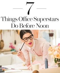 Want to get ahead at work or impress your boss? Here are what the world's best employees are doing on the daily