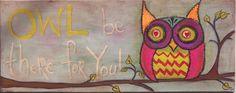 Owl my heart