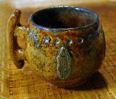 coffee cup ceramic. stella n