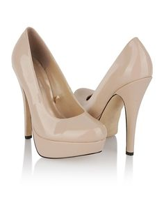 Kim Platform Pumps - Shoes - 2064787062 - Forever21 - StyleSays