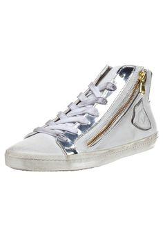 FREDDY - Sneakers high - hvid