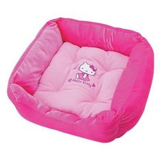 Hello kitty dog bed  ya encontre la camita para mi perro =)