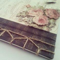 Encuadernacion japonesa #encuadernacion #minialbum #scrapbook @Paraiso de Papel