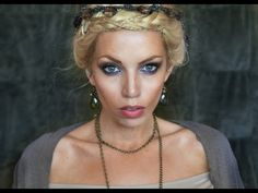 Snow White and the Huntsman Makeup - The Queen
