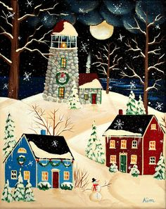 """""""White Christmas"""" - Kim Leo"""