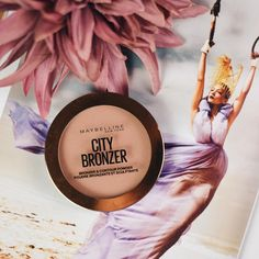 Maybelline New Yorker - City Bronzer www.at Maybelline, Blushes, Bronzer, Make Up, City, Instagram, Products, Rouge, Cities