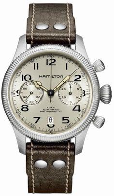 The Harrison Ford Hamilton Watches   hamilton