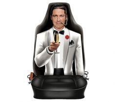"""Autositzbezug Travel Mate für Sitzlehne """"Gentleman"""" 1 Stück Gentleman, Shopping, Gentleman Style, Men Styles"""