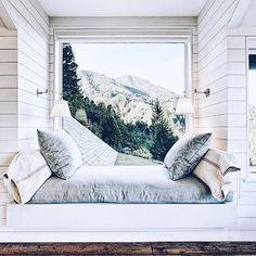 Dreamy reading spot  #nookgoals #interiorgoals via @dream_casa  view on Instagram http://ift.tt/2EsEOLK