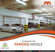 Eliminate The Parking Hassle.  Project : Dream Homes Plot 2C,Lane 3,Bukhari Commercial Phase-VI, DHA Karachi. Mobile: +92-3002214930 http://motiwalaestate.com/dream-homes/  #Motiwalaestate #RealEstate #HomesForSale #DreamHomes