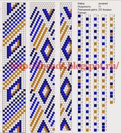 11 around bead crochet rope pattern Bead Crochet Patterns, Seed Bead Patterns, Peyote Patterns, Beading Patterns, Spiral Crochet, Bead Crochet Rope, Crochet Bracelet, Cross Stitch Bookmarks, Beaded Wrap Bracelets