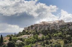 How to See Athens in 48 Hours - The Wanderlust Kitchen