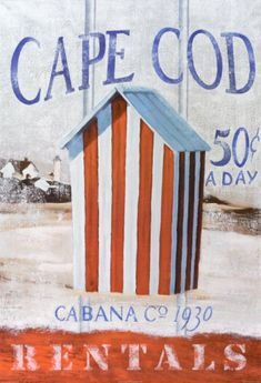 Cape Cod Cabana