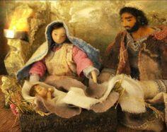 Artículos similares a Grabado de Natividad Natividad coleccionable único piedra Natural en Etsy