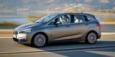 2015 BMW 2 Series Active Tourer: First Review