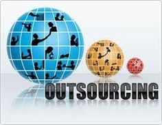 """The concept """"#outsourcing"""" came from American Glossary 'outside resourcing' and it dates back to at least 1981 http://fltcase.com/outsourcing-services.php"""
