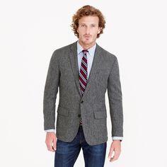 Crosby blazer in English tweed