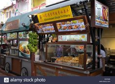 Image result for chinatown food cart singapore