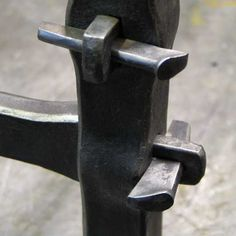 Traditional mortise tenon and wedged joinery