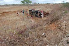 NONATO NOTÍCIAS: Casal e filha sobrevivem depois de caminhão descer...