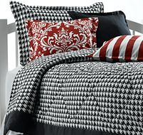 Love these styles from American Made Dorm - what a great idea!