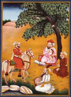 Sikh Guru Nanak Ji A