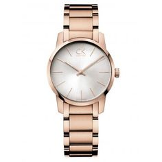 Calvin Klein Watches Lady's Rose Gold