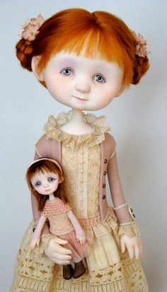 doll from Ana Salvador