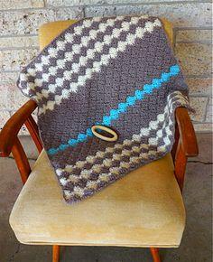 New Sheep(ish) Pattern: Baby M Blanket!