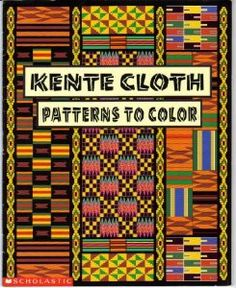 Kente cloth patterns to color kwaku ofori-ansa: Books African Quilts, African Textiles, African Patterns, African Symbols, African Art Projects, 6th Grade Art, Fourth Grade, Africa Art, Kenya Africa