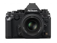 1x1.trans Df de Nikon, nueva réflex de gama alta y estilo retro