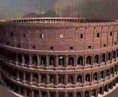 COLISEO DE ROMA.- Uno de los monumentos más emblemáticos de Roma, El Coliseo, Patrimonio de la Humanidad, puede erigirse perfectamente en símbolo del constante resurgir de entre las cenizas de la Ciudad Eterna. El Coliseo es, en esencia, un anfiteatro romano cuya construcción se inició bajo el reinado de Vespasiano y lo remató su hijo Tito.