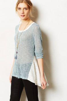 Kittery Pullover | Anthro