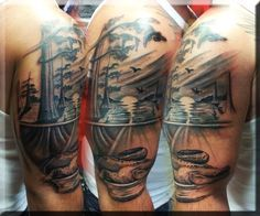 Pinterest the world s catalog of ideas for Best tattoo shops in baton rouge