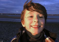 Hero: Jesse Lewis, 6, was shot in the head after screaming for his classmates to run and flee gunman Adam Lanza when the gun jammed while Lanza was in Jesse's classroom. Encouraged by Jesse's yells to run, six kids made it out of the class to safety. ♥ RIP sweet boy.