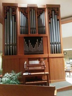 photo -  Epiphany of the Lord Catholic Church,7336 W Britton Road, on Sunday will celebrate the 150th anniversary of the construction of its Carl Brandt Memorial Pipe Organ. [Photo provided]